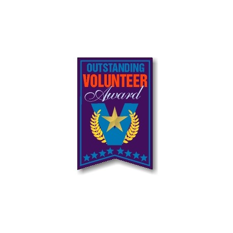 Outstanding Volunteer Award