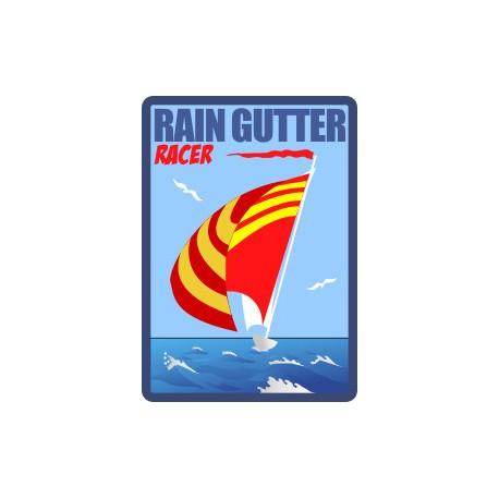 Rain Gutter Racer