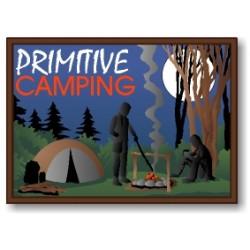 Primitive Camping