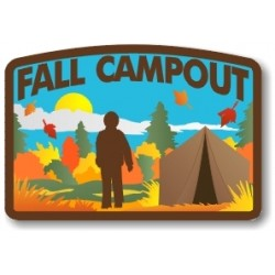 Fall Campout (landscape)