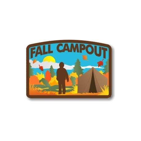 Fall Campout (landscape)
