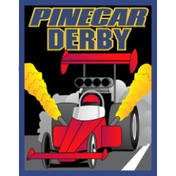 Pinecar Derby (Dragster)