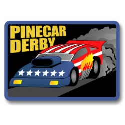 PineCar Derby (Funny Car)