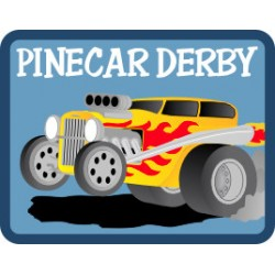 Pinecar Derby (Hot Rod)